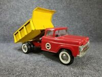 Vintage 1960s NYLINT FORD DUMP TRUCK PRESSED STEEL HARD TO FIND