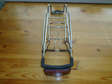 "Vintage bicycle rear pannier rack for 26"" wheels"