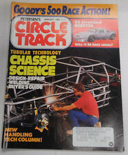 Circle Track Magazine Chassis Science Goody's 500 January 1988 040417nonr
