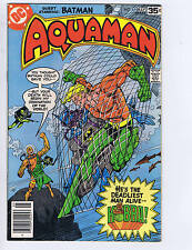 Aquaman #61 DC 1978