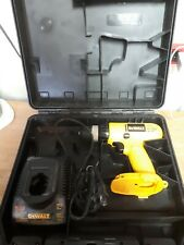 Dewalt Cordless Drill DW928 14.4V W/ Charger No Battery Working