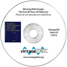 Winning with People: The First 40 Years of Tektronix - CD with Index