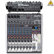 Behringer Xenyx X1622USB 16-Input USB Audio Mixer w/ Effects l Authorized Dealer