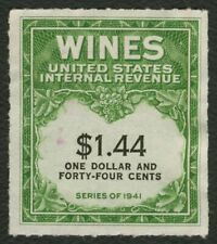 #RE147 $1.44 Wines, Used [5] **ANY 4=FREE SHIPPING**