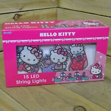 15 Hello Kitty Light Up LED Sandwich String Lights