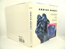 Enrico Donati : Surrealism and Beyond by Theodore F. Wolff 1996 VG 1ST 'SIGNED'