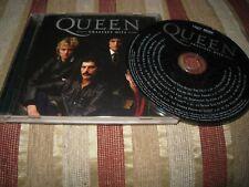 QUEEN GREATEST HITS USED 2004 FREDDIE MERCURY GUITAR ROCK UK CD ALBUM