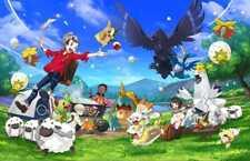 Get any custom Pokémon you want (with custom stats you choose) Spada - Scudo
