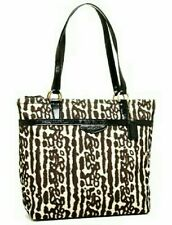 ♥CLEARANCE! $268 VALUE! COACH SIGNATURE LEOPARD PRINT TOTE