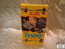 Friday VHS Ice Cube Chris Tucker