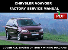 chrysler voyager manual chrysler voyager 2001 2002 2003 2004 2005 service repair workshop manual