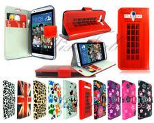 Fundas y carcasas estampado de piel sintética para teléfonos móviles y PDAs HTC