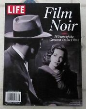 FILM NOIR 75 Years GREATEST CRIME Films LIFE SPEICAL Edition RARE PICS 96 Pages
