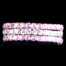 3-RING SET_PRONG_NARROW (P-C-P) CZ ETERNITY BANDS_SZ-5__925 STERLING SILVER