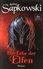 Das Erbe der Elfen: Roman von Sapkowski, Andrzej | Buch | Zustand sehr gut