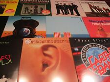 MANFRED MANN MONO AND STEREO AUDIOPHILE 180 GRAM VINYL 12 LP COLLECTION