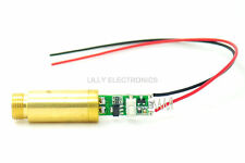 3.0-3.7V 532nm Green Laser 50mW Diode Module