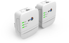 Internet Broadband Extender Powerline Adapter 600 Kit Plug In Home High Speed