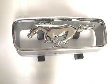 66 Mustang Standard Grille Corral & Horse