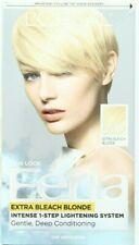 L'Oreal Paris Feria Shimmering Permanent Hair Color, Extra Bleach Blonde  205