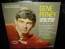 Gene Pitney – Looking Through The Eyes of Love LP Musicor Records MM2069 MONO