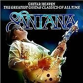 Santana - Guitar Heaven (The Greatest Guitar Classics of All Time 2010) CD ALBUM