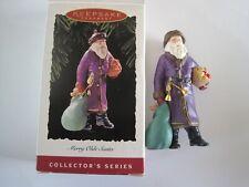 Hallmark Keepsake Ornament Collector's Series Merry Olde Santa 1995