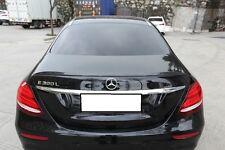 Mercedes Benz carbon alerón trasero alerón e63 AMG w213 difusor trasero
