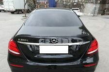 Mercedes Benz Carbon Spoiler Heck Spoiler E63 AMG W213 Abrisskante Heckspoiler