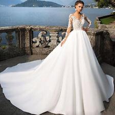 Spitze A-Linie Brautkleid Hochzeitskleid Kleid Braut Babycat collection BC829