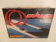 Coffret Circuit MAJORETTE MOTOR N°1 - Incomplet pour Pièces