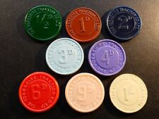 More details for transport tokens, yorkshire, barnsley, yorkshire traction company.