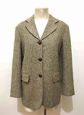 MAX & CO. Giacca Donna Lana Seta Woman Wool Silk Jacket Blazer Sz.XL - 48