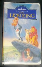 The Lion King Masterpiece Edition Rare