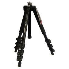 Manfrotto MT293A4 290 Series Aluminum Tripod Camera Photography Studio Pro Gear