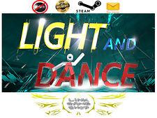 Light And Dance VR PC Digital STEAM KEY - Region Free - For VR