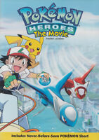 Pokemon - Heroes - The Movie (Bilingual) New DVD