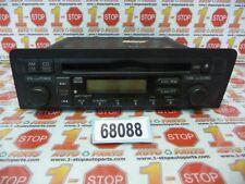 04 05 HONDA CIVIC 2DR DX LX HX AM/FM RADIO CD PLAYER 39101-S5P-A31  2TCC OEM
