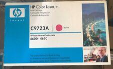 Genuine HP Color LaserJet C9723A Magenta Toner Cartridge 4600 4650 (Z1)
