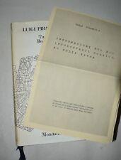 Luigi Pirandello: TUTTI I ROMANZI Mondadori RITRATTO CLASSICI CONTEMPORANEI 1966