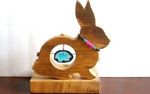 Nursery Night light-Animal Tealight Candle holder-Easter  Bunny Rabbit Lovers