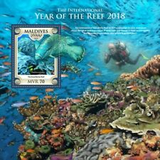 Maldives  2018    Year of the Reef 2018  fishes S201806