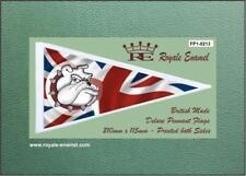 Royale Antenna Pennant Flag BRITISH BULLDOG UNION JACK FP1.0213