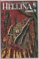 Hellina #3 Sacrilege Variant B Cover Boundless Comics