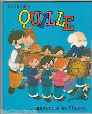 La famille Quille... apprend à lire l'heure  Lucy et Eric Kincaid