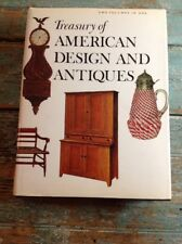 Treasury Of American Design And Antiques By Clarence P. Hornung