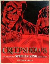 CREEPSHOWS  ILLUSTRATED STEPHEN KING MOVIE GUIDE ~ FIRST PRINTING SC Creepshow