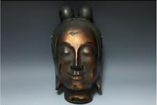 Antique Japanese Edo Era Buddha Mask
