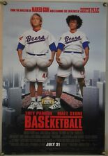 BASEKETBALL DS ROLLED ORIG 1SH MOVIE POSTER TREY PARKER MATT STONE COMEDY (1998)