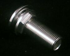 "New 1/2"" Thread Cast Stainless Steel Polished Boat Thru Hull Threaded Fitting"
